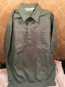 Vintage-Classics-By-Palmland-Mens-Banded-Waist-Polo-L-Shirt