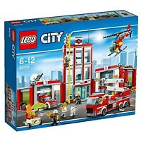 Lego City Fire 60110: Fire Station Mixed Fire Station Mixed