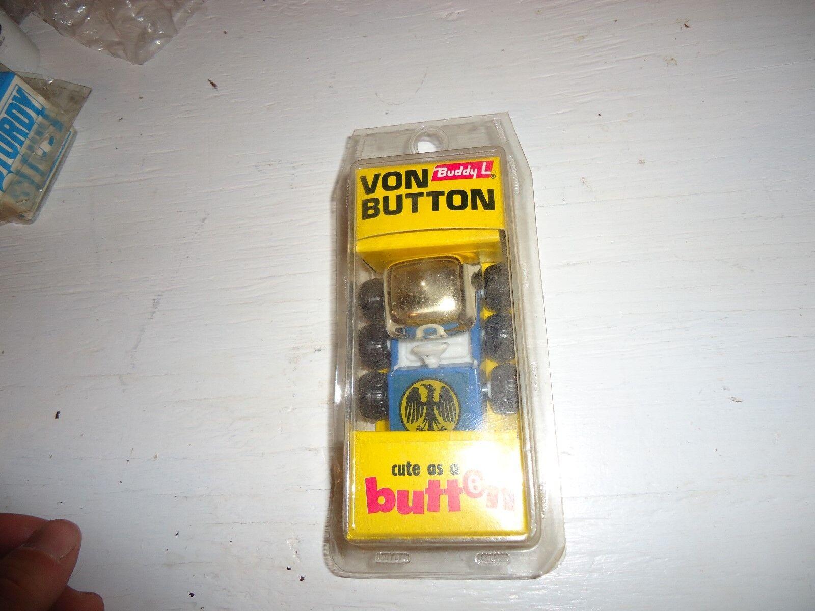 Raro Buddy L, von botón, lindo como un botón Auto diecast Acero Resistente Nº 4101