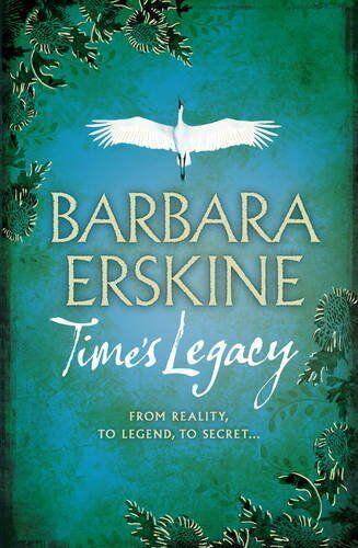 Time's Legacy,Barbara Erskine