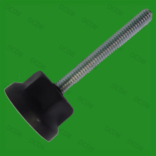 Details about  /Adjustable Levelling Feet Foot M6 45mmx25mm Thread Table Desk Cabinet Cupboard