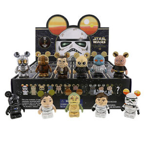 Disney Vinylmation Starwars Series 1 Case 24 Factory Sealed (boîte Scellée) Rare