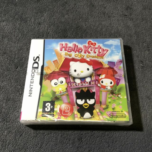 Nintendo DS Hello Kitty Big City Dreams FRA Neuf