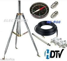 3' FT TRIPOD STAND FOR  SATELLITE  HD TV ANTENNA DIRECTV DISH NETWORK CAMPING RV