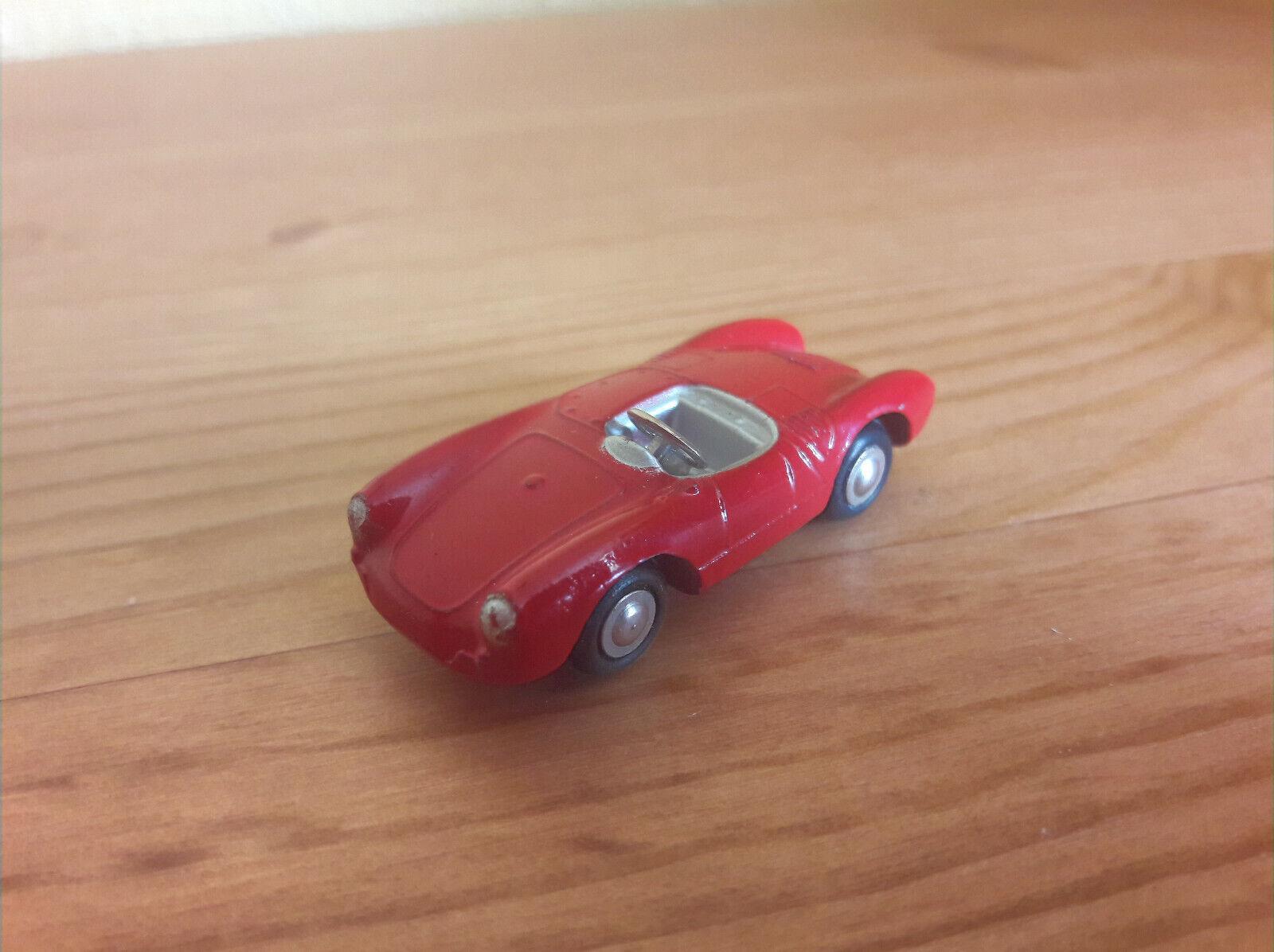 Jahr & Rare Schuco Piccolo 708 Porsche Spyder Western Germany