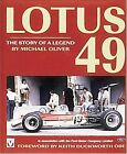 Lotus 49 by Michael Oliver (Hardback, 2003)