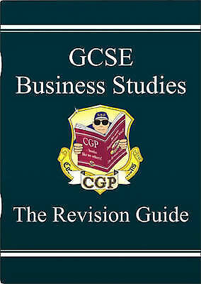 1 of 1 - GCSE Business Studies Revision Guide by CGP Books (Paperback, 2001)
