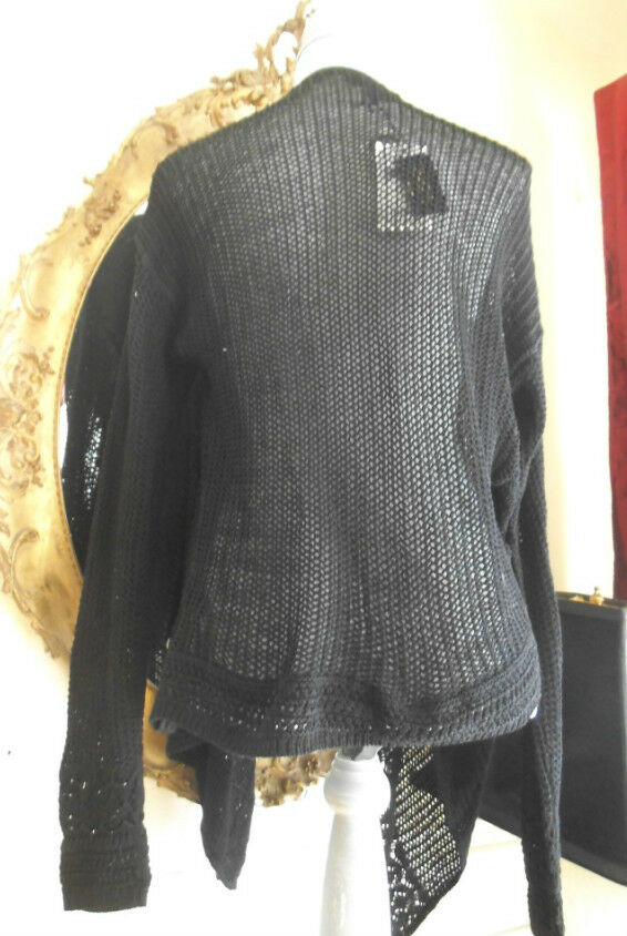 Maglione sweater Paul & & Paul Shark Yachting blu scuro Lana Taglia M Made in Italy db3b6f