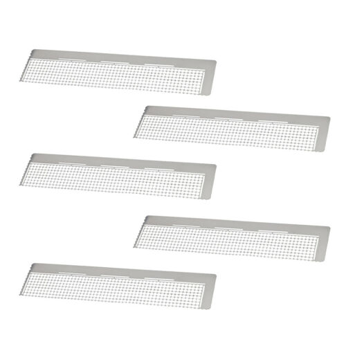 5 Pieces Stainless Steel Dot Drill Ruler DIY Diamond Painting Supplies