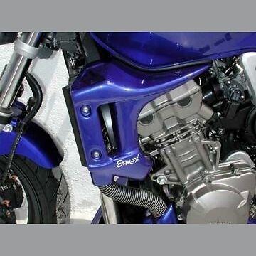 paire Ecopes de radiateur Ermax HONDA CB 600 Hornet N 2007//2013 choix couleur