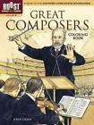 BOOST Great Composers Coloring Book von John Green (2013, Taschenbuch)