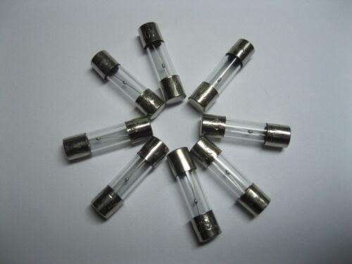 1000 Pcs Slow Blow Glass Fuse T3.15A 3.15A 250V 5mm x 20mm 520 New