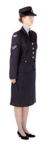 Royal Air misure British da No1 uniforme Wraf Giacca Force Woman's autentica le Tutte q8Ww0nUZ