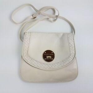 wit tasje voor magnetische tas creme Elliott Lucca lederen klepmagneet logo 5TnUSn1q
