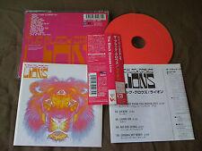 THE BLACK CROWES / lions / JAPAN LTD CD OBI bonus track