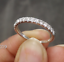 DEAL-Genuine-0-50CT-Natural-Diamond-Engagement-Wedding-Band-Ring-14K-Gold thumbnail 10