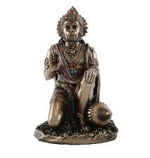 "7.5"" Hanuman Hindu God of Strength Statue Sculpture Hinduism Deity Decor"