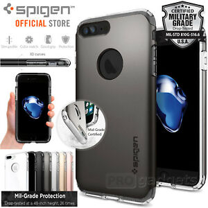 big sale 31db0 03356 Details about [FREE EXPRESS] iPhone 8 Plus Case, Spigen Hybrid Armor Cover  for Apple