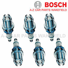 B034FR78X For BMW 3 320i 323 Ti 323i 2.5 325i 328i Bosch Super4 Spark Plugs X 6