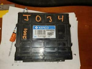 Details About 2001 Hyundai Santa Fe Engine Computer Control Module