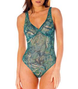 8833d66cea Image is loading Kiniki-Santorini-Tan-Through-Support-Top-Swimsuit-For-
