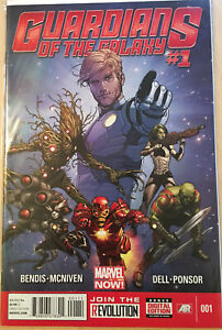 Marvel-Comic-Guardians-of-the-Galaxy-Vol-1-2013-Comic-Book-Direct-Edition