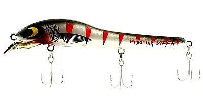 TAXI 140 FISHING LURE PREDATEK SAND VIPER 28g CAST OR TROLL SHALLOW DIVER