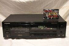 PIONEER CT-337 cassette deck, VGC, new belts