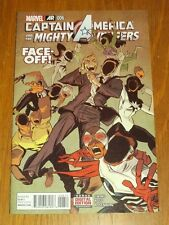 CAPTAIN AMERICA AND THE MIGHTY AVENGERS #6 MARVEL COMICS NM (9.4)