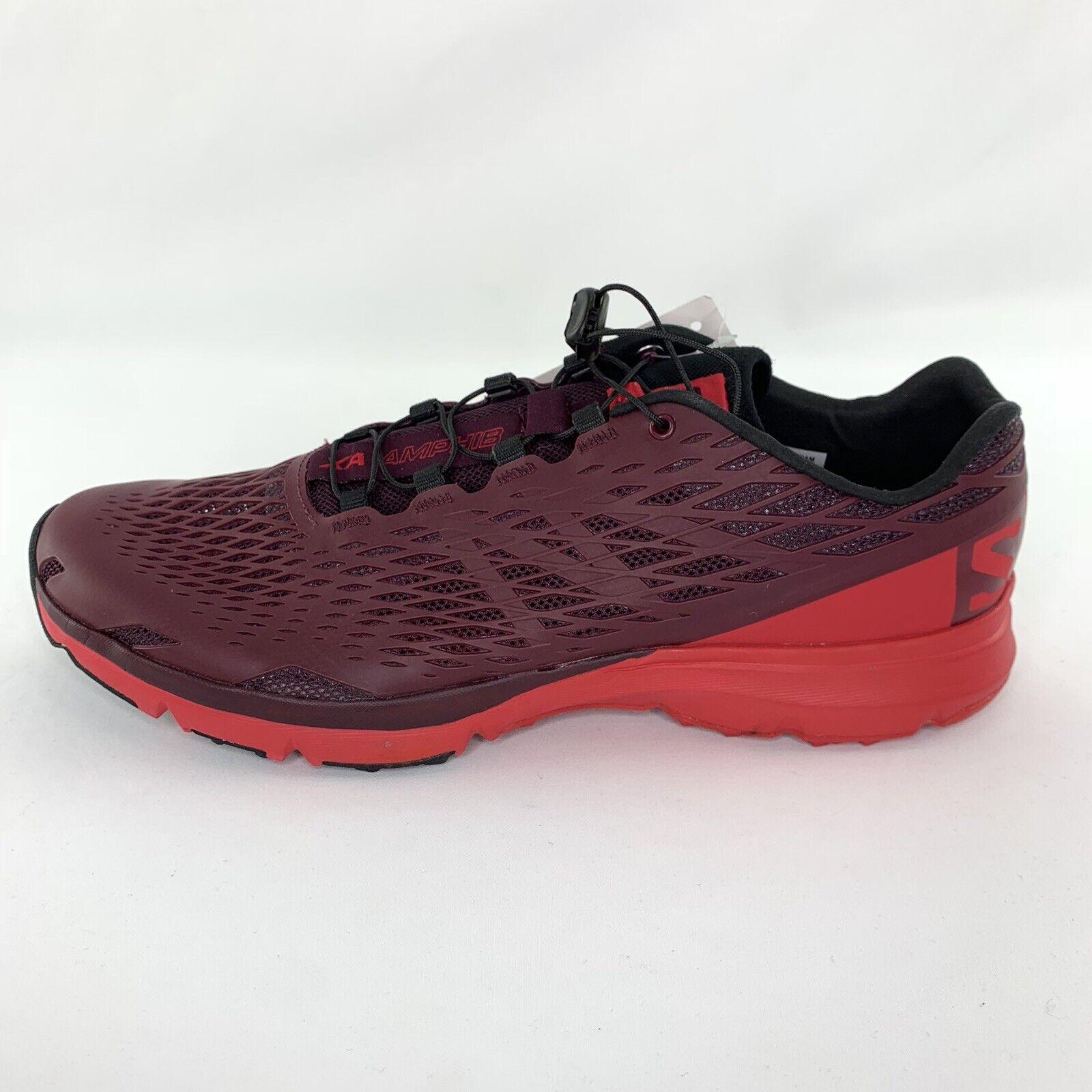 Salomon Women's XA Amphib W Trail Running shoes Sz 10