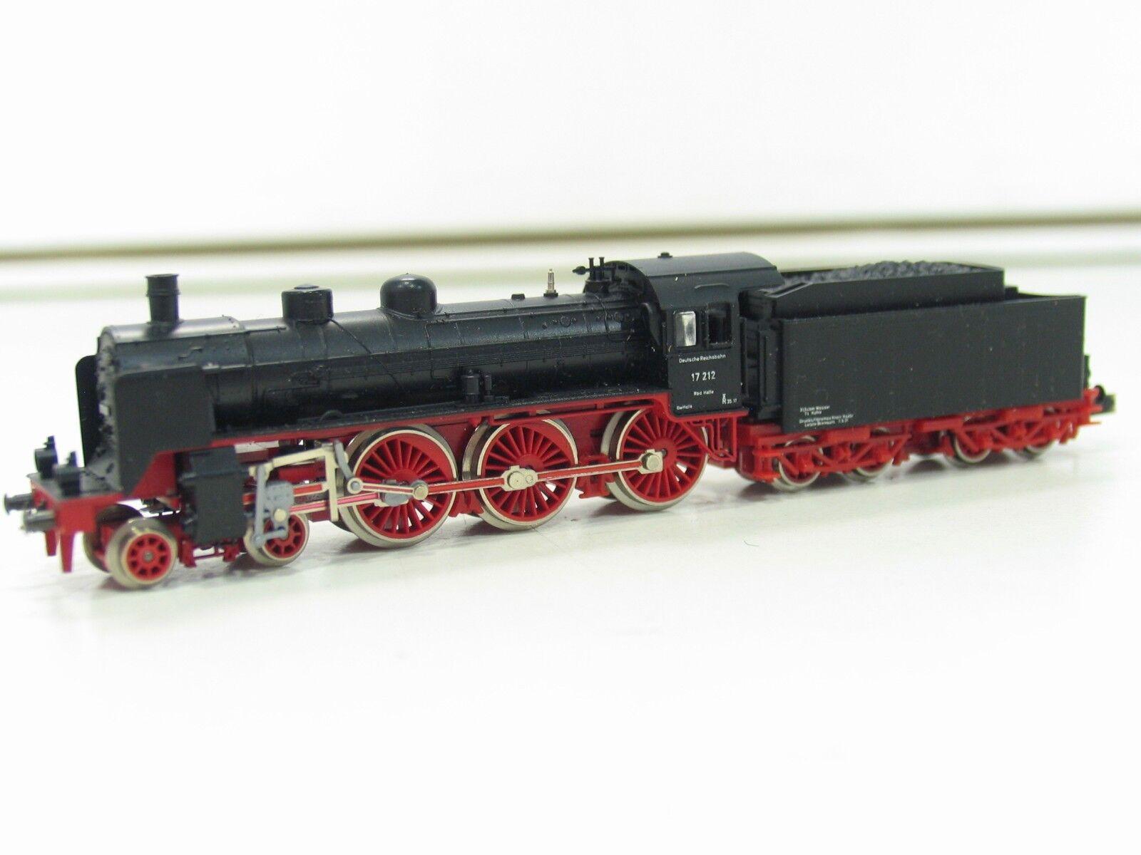 Trix Spur N Locomotiva BR 17 delle DR nl185