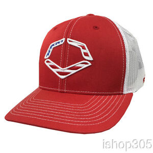 Clearance Red Evoshield Hat 202dc Fee4b