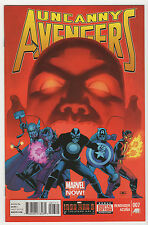Uncanny AVENGERS #7 Marvel June 2013 LOT (8) Cap Thor Scarlet Witch Rogue Havok