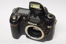 Nikon D80 Gehäuse ( ohne Objektiv ) gebraucht D 80 Body  8187 Auslösungen