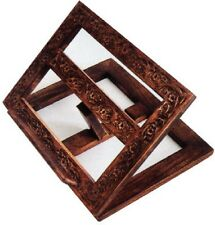 mds -FBS Hand carved Folding Bible stand.