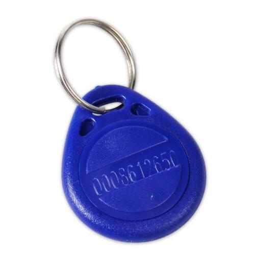 10pcs 125KHZ RFID Keyfobs Token NFC Proximity ID Card TK4100 Key Fob Tag Access