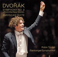 Dvorak / Bamberg Sym - Symphony No. 9 - American Suite [new Cd] H on sale