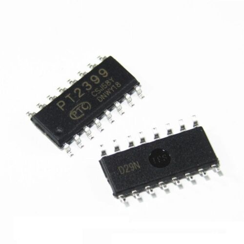 Procesador De Audio 10PCS PT2399 2399 Eco Guitarra IC NUEVO