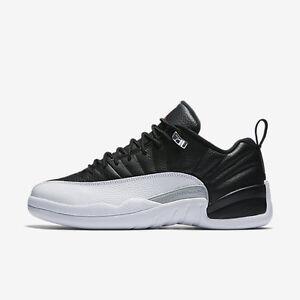 8d7e1b84f79e 2017 Nike Air Jordan 12 XII Retro Low Playoff Size 15. 308317-004 1 ...