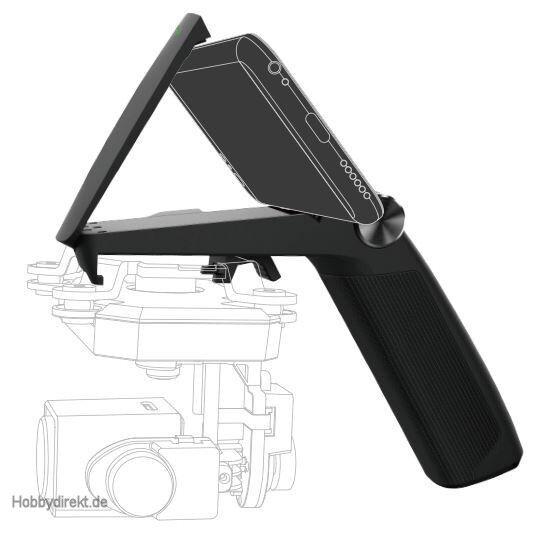 Xiro V G Handheld Gimbal STABLIZER SMARTPHONE XPLORER 3-ACH xr16095 ANDROID IOS