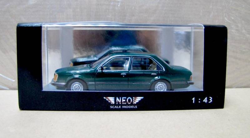 NEO Resin Model  Opel Commodore