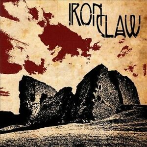 IRON-CLAW-Iron-Claw-CD-16-tracks-FACTORY-SEALED-NEW-1970s-2009-Rockadrome-USA
