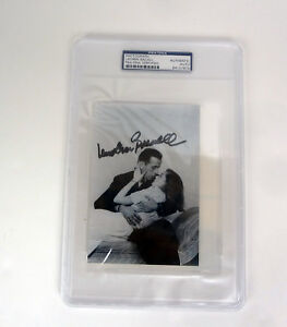 Lauren-Bacall-Sexy-Actress-Signed-Autograph-Photo-PSA-DNA-Slabbed-COA-1