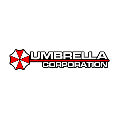 Umbrella Corporation Hive Resident Evil Vinyl Sticker Car