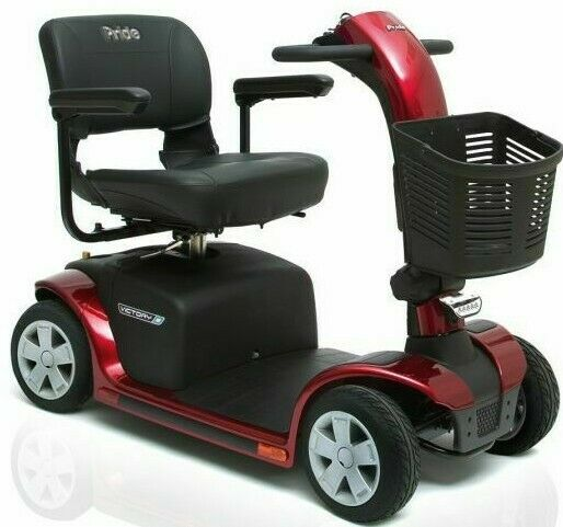 Pride Victory Es 10 4 Wheel Mobility Scooter For Sale Online Ebay