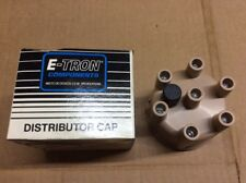 C218 Distributor Caps For GM Cars Trks Isuzu Jeep 82-95 Pair of Etron D341