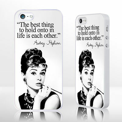 Famous Quote & Saying Phone Cases for iPhone Range