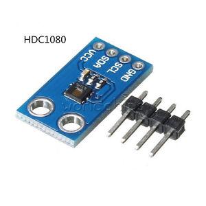 HDC1080-ad-Alta-Precisione-Sensore-di-Temperatura-e-Umidita-Modulo-Board-NUOVO