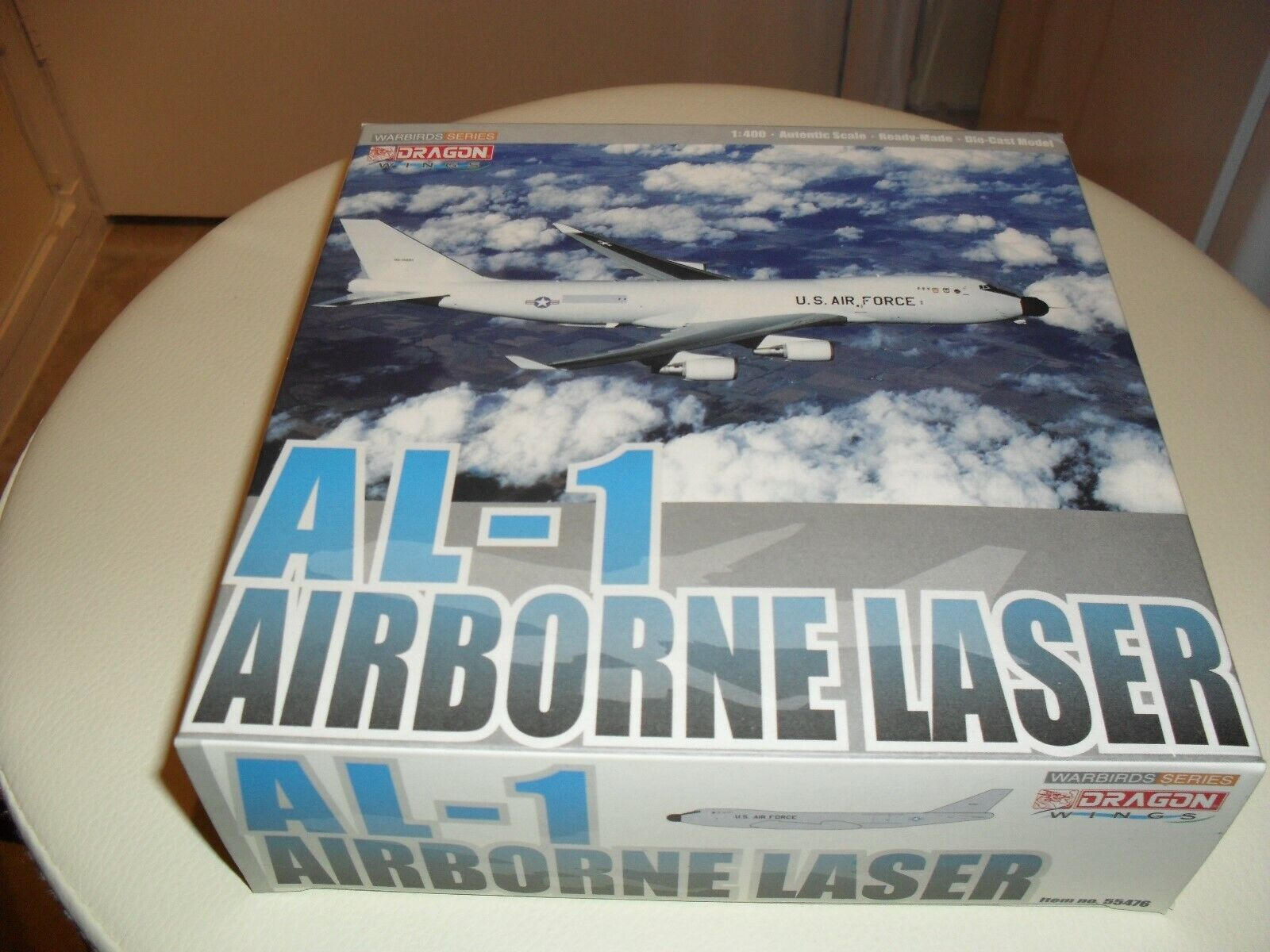 Dragon Wings WARBIRDS Series-AL-1 - Airborne Laser-US Air Force - 1 400