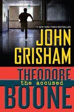 Theodore Boone: The Accused 3 by John Grisham (2012, Hardcover)